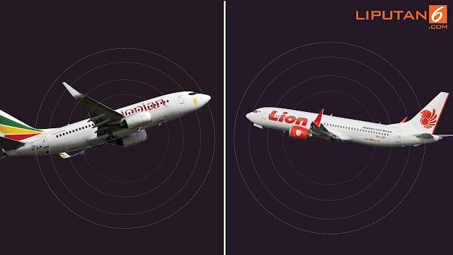 Ethiopian Airlines dan Lion Air Tragedi Saat Lepas Landas Memakan Korban Jiwa