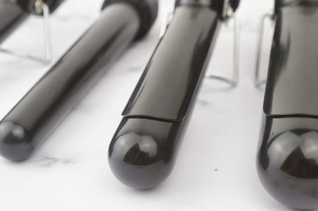 Xtava Satin Wave 5 in 1 Curling Wand Review, Lovelaughslipstick Blog