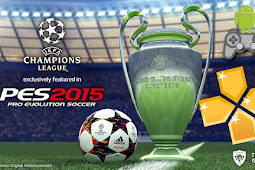 PES 2015 PPSSPP High Compressed 293 MB