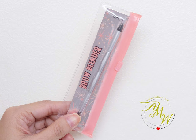 a photo of Benefit Brow Contour Pro Review by Nikki Tiu of www.askmewhats.com