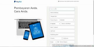 Forum Pendaftaran Paypal
