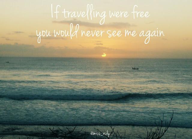 pilih traveling keluar negeri atau keliling Indonesia