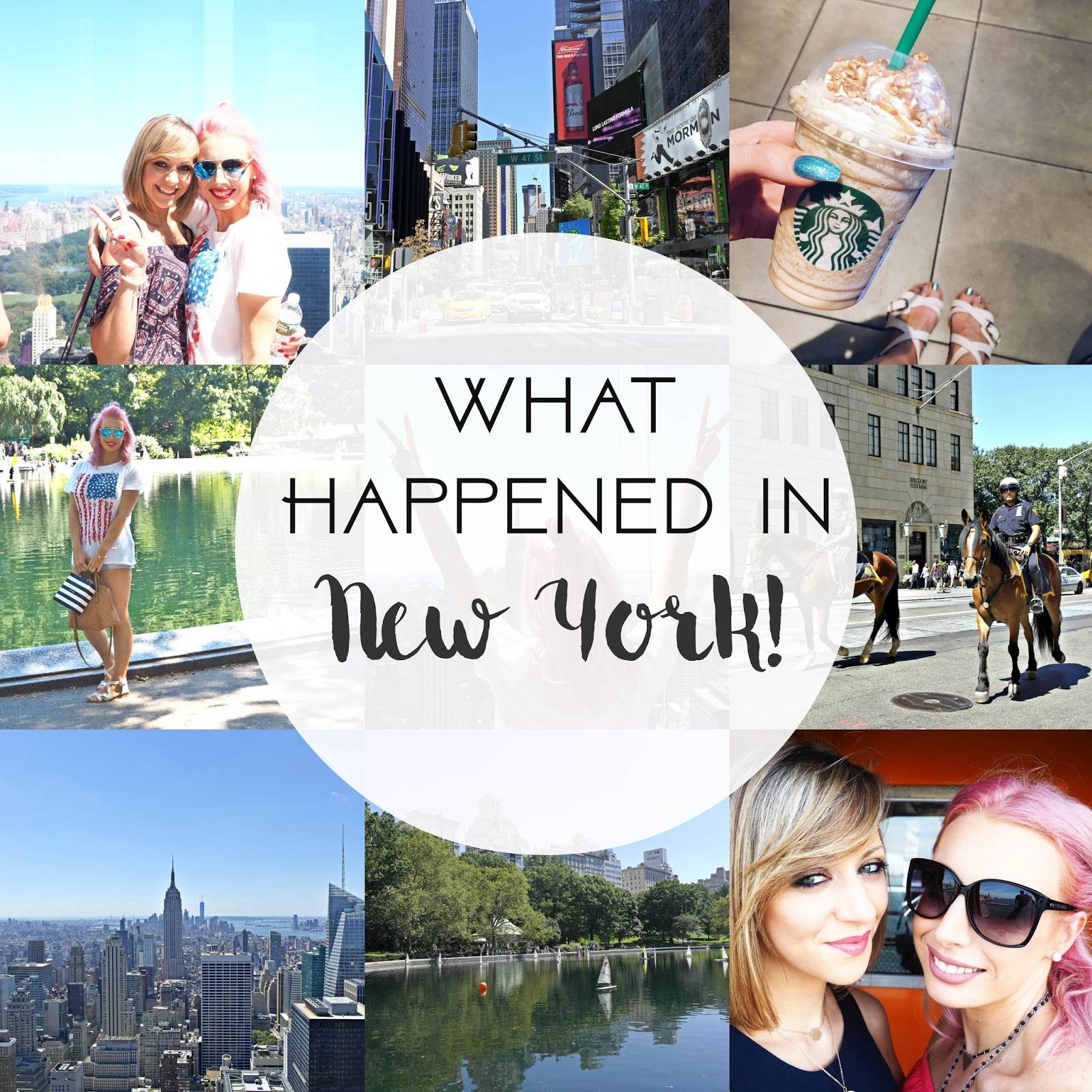 what happened in New York