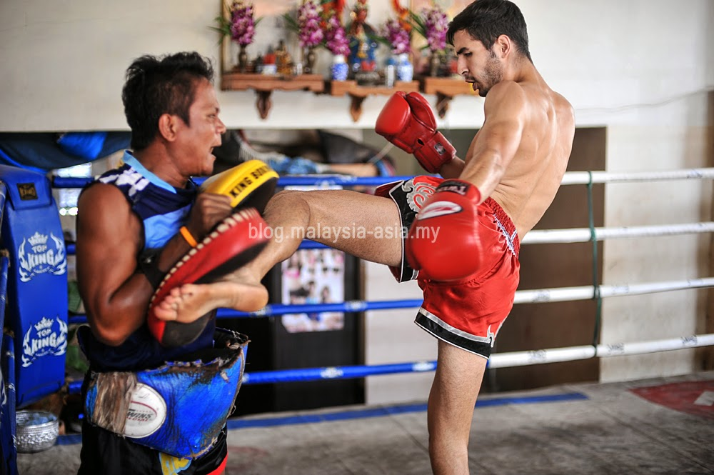 Muay Thai Training Holiday in Thailand