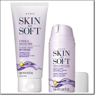 Avon Skin So Soft Firm and Restore