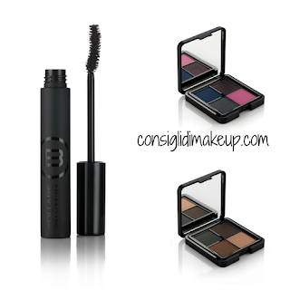 Preview Bellissima Make Up  palette ombretti mascara