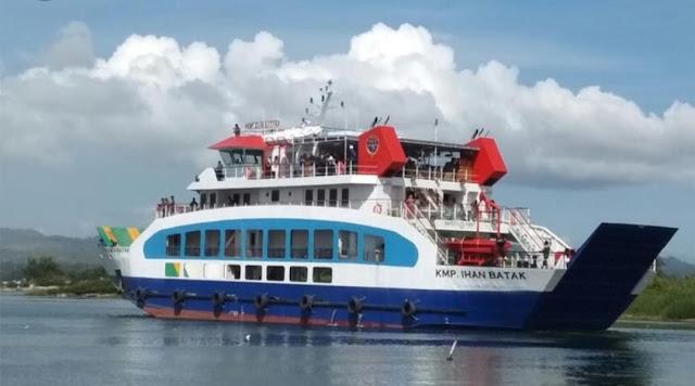 KMP Ihan Batak Beroperasi di Danau Toba, Cek Jadwal dan Tarifnya