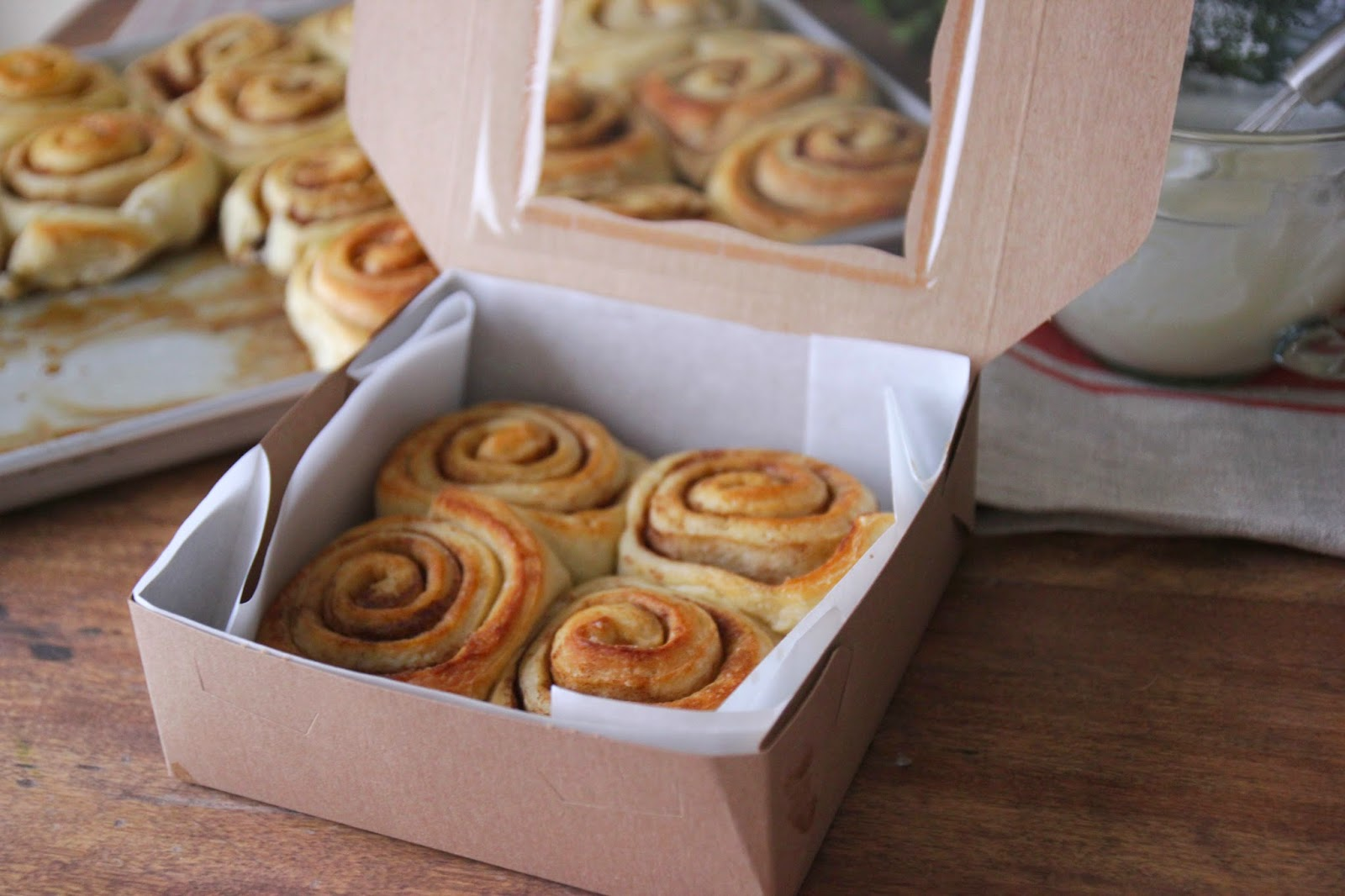 Jenny Steffens Hobick Quot Homemade Quot Cinnamon Roll Gifts