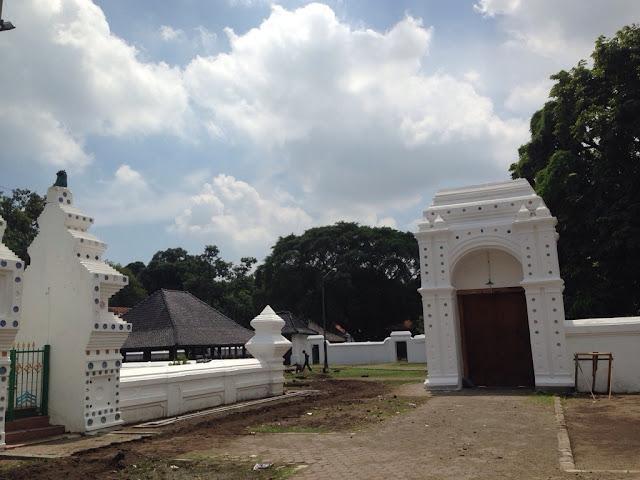 Para Raja Di Kesultanan Kanoman Cirebon