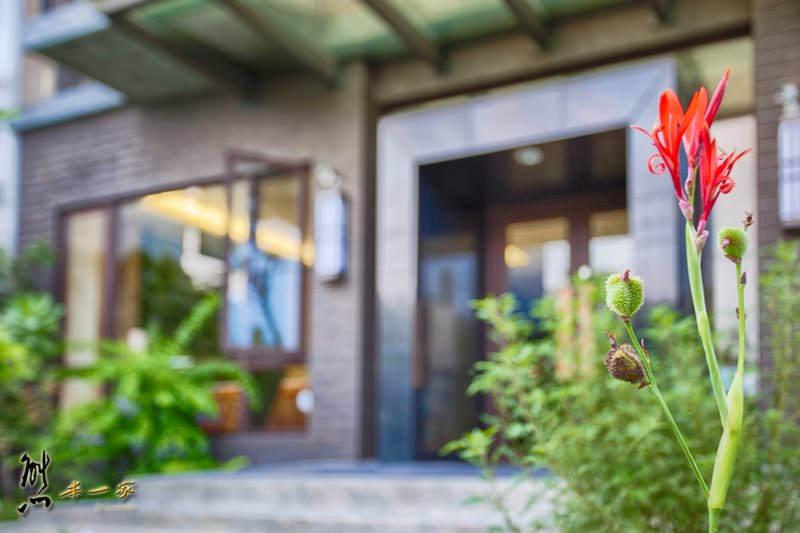 [南投集集親子住宿] 兩腳詩集概念旅館|環境