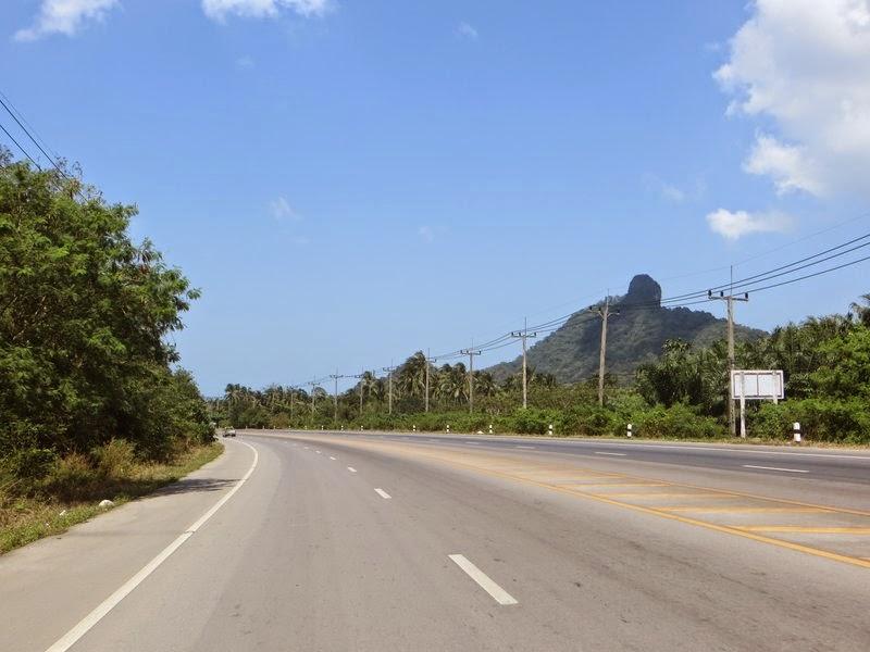 Супер дороги Таиланд