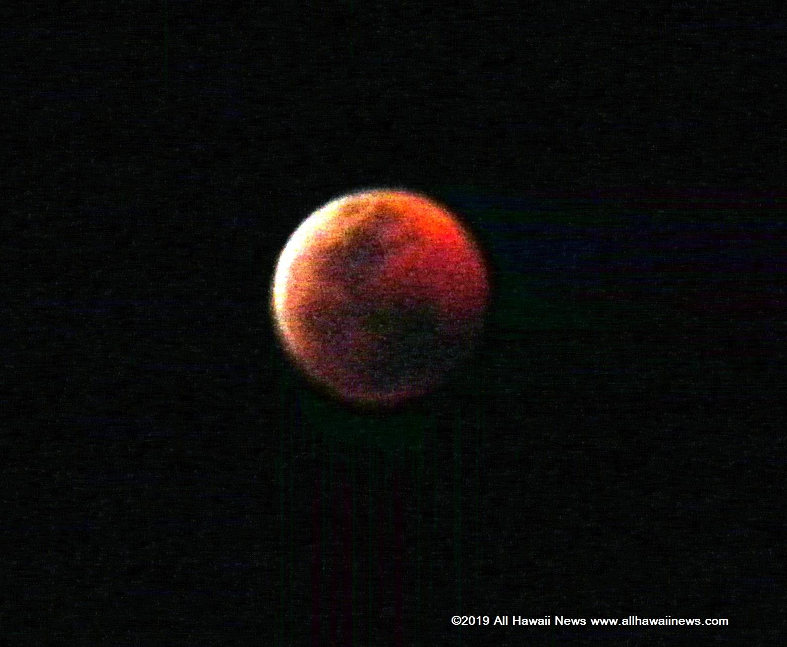blood moon eclipse hawaii - photo #18