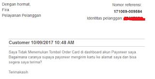 Cara Order Kartu Debit Payoneer