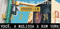 Promoção Check in Mapping Clube Melissa
