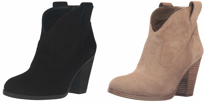 Amazon: Vince Camuto Hadrien Ankle Booties for as low as $24 (reg $185)!