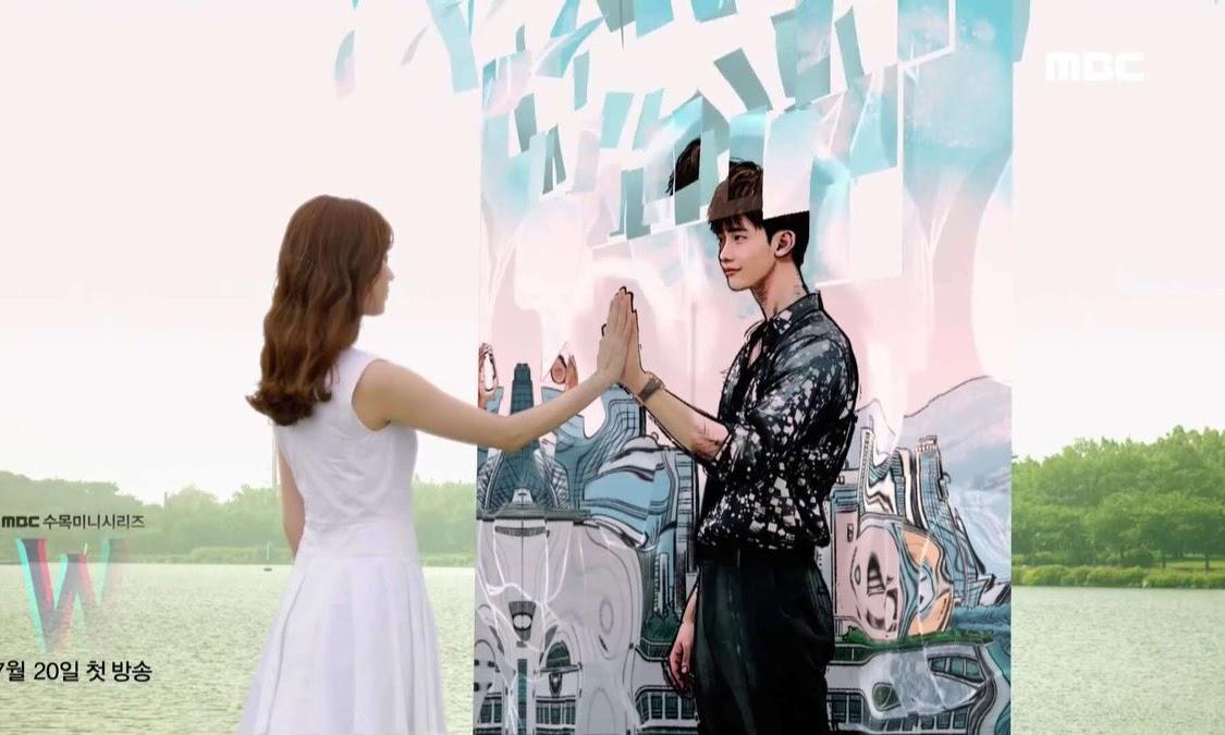First Impression: W Two Worlds - Drama Korea
