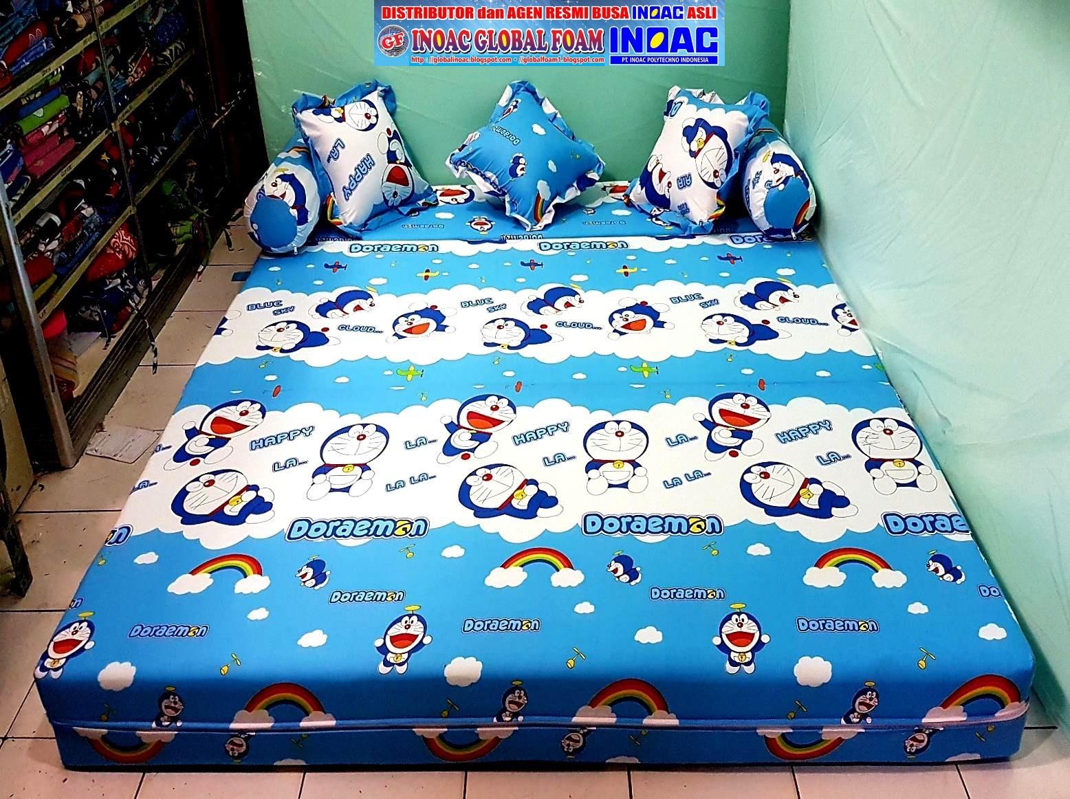 Harga Sofa Bed Inoac No 1 Jcpenney Clearance Sofas Kasur 2018 Distributor Busa Asli Global
