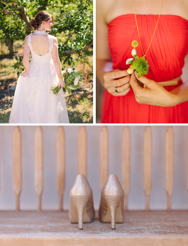 stunning backyard DIY wedding in British Columbia by Mikaela Ruth