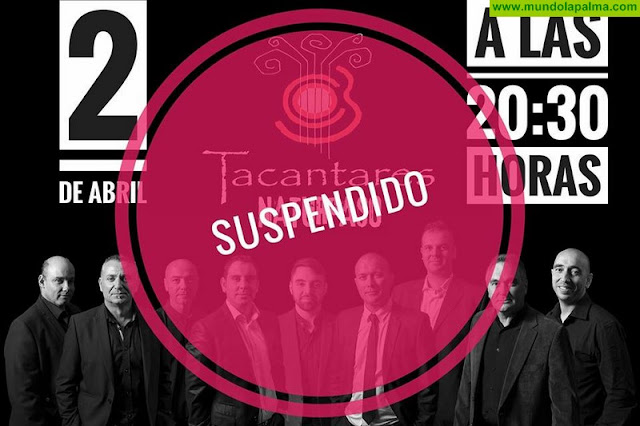 """Suspendidos los  actos para hoy de """"Naturpaso 2018"""""""