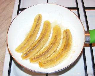 Banane prajite in unt la tigaie retete culinare,