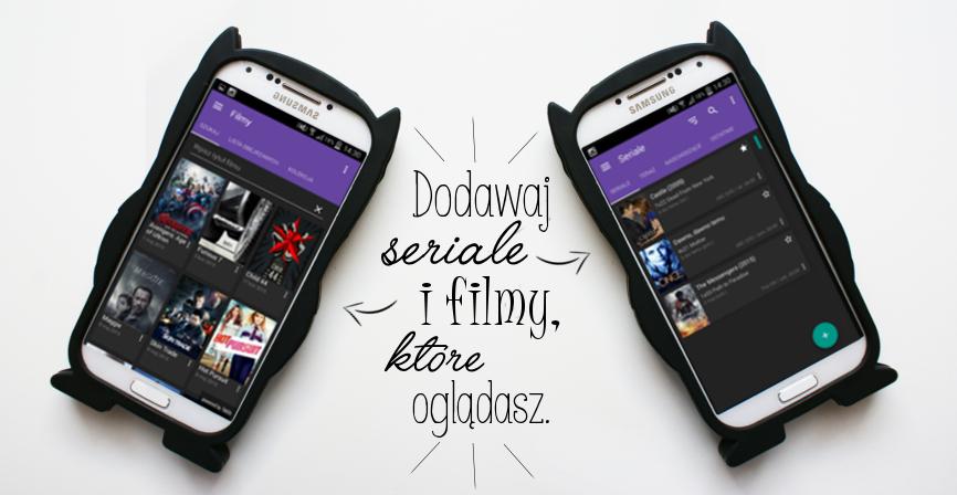 filmy, seriale, aplikacja, android, SeriesGuide,