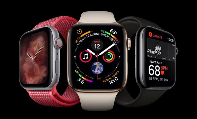 Apple Watch Series 4 Launched with many Smart Features