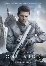 """Carátula del DVD: """"Oblivion"""""""