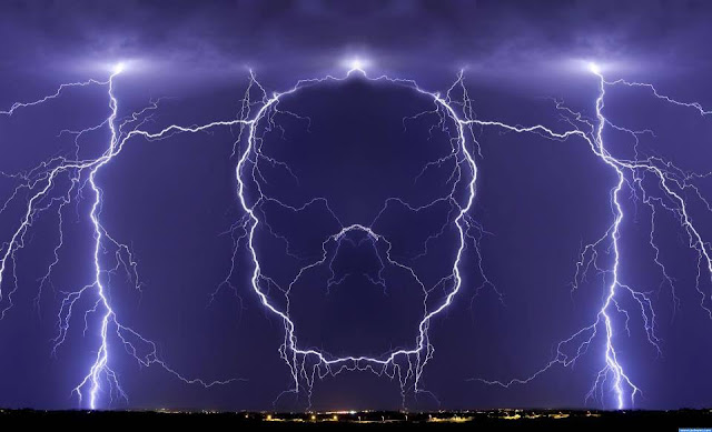 storm, thunderstorm