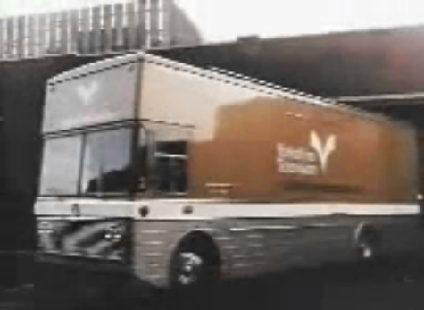 Yorkshire TV Broadcast Van