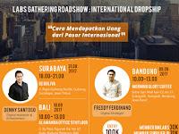 Seminar International Dropship Digelar September, Ini Jadwal Lengkapnya