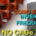 Como utilizar o Inversor de Frequência no CADe SIMU e simular?