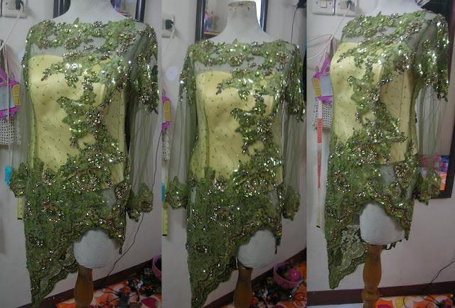 Model Baju Kebaya Modern Untuk Pesta