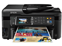 Epson WorkForce WF-3620 Printer driver - Windows, Mac