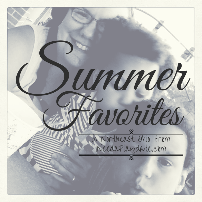 Summer Favorites | Looking Back on Our Summer in Northeast Ohio