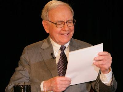 Warren Buffett Letter