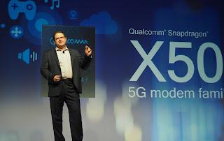Qualcomm เปิดตัวชิพเซ็ตตัวใหม่ รองรับ 5G สำหรับ Smartphone ในอนาคต