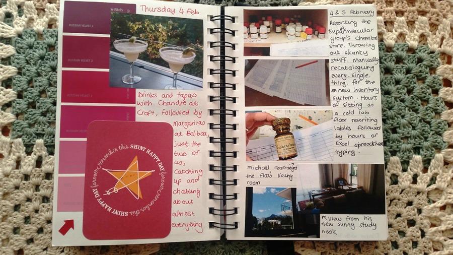 diy smashbook scrapbook journal