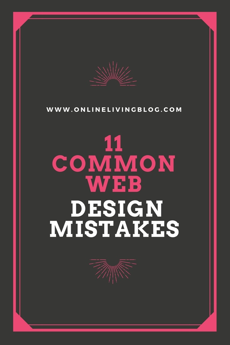Checklist: 20 Mistakes to Avoid When Designing Your Website