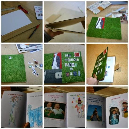 hacemos libro cartonero en casa