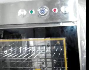 Tủ sấy bát công nghiệp 2 cánh kính YTD-680B tại Sài Gòn