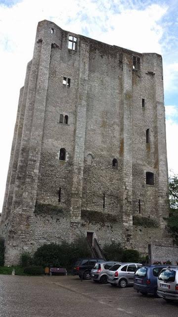torreon siglo xi beaugency
