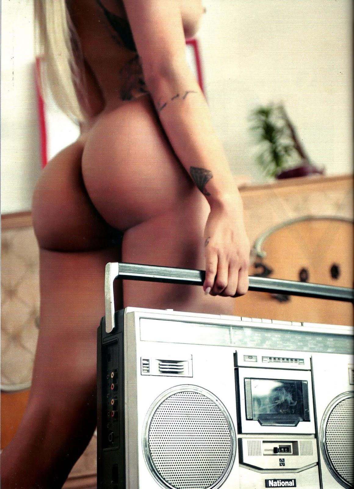 Janaina Santucci Nude