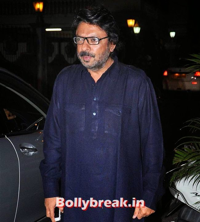 Sanjay Leela Bhansali, Bollywood Celebs at Kangana Ranaut Birthday Bash Pics
