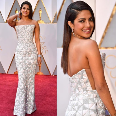 Oscar Award Ceremony, Hollywood Beauty Awards, Worst Dresses, fashion disaster, Priyanka Chopra, Blanca Blanco, Lesslie Mann, Halle Berry, Janelle Monae, Slider, Articles, Entertainment, Worst Dresses at Oscars 2017,