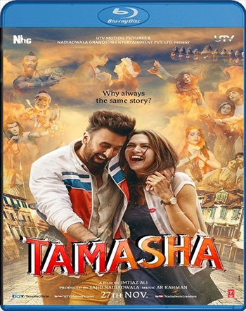 Tamasha 2015 Hindi Bluray Download