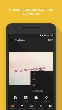 تحميل وتنزيل تطبيق تكست قرام Textgram الكتابة على الصور مجانا للاندرويد