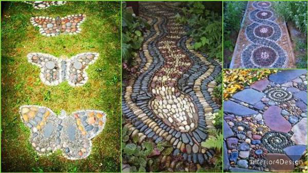 Beautiful Natural Stone Paths To Upgrade Your Garden