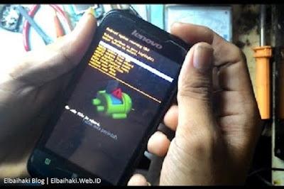 Cara Hard Reset HP Android Lenovo a369i, Dijamin Ampuh!