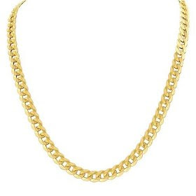 Fashion Blog Gold Chain Necklace