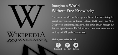imagine a world without free knowledge